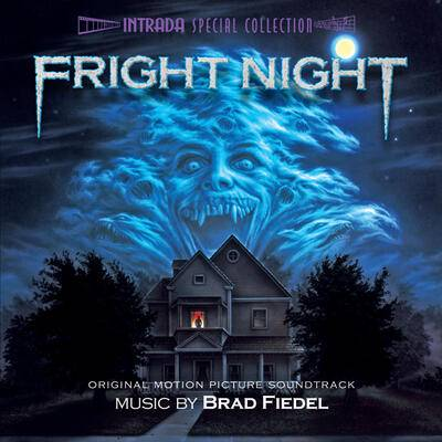 Cover art for Fright Night
