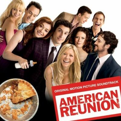 Cover art for American Reunion