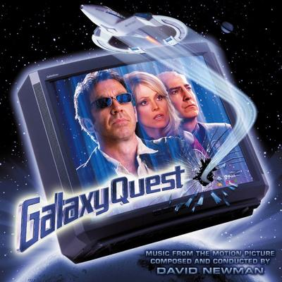 Cover art for Galaxy Quest