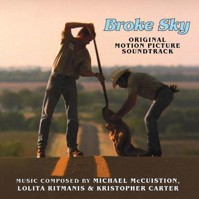 Cover art for Broke Sky