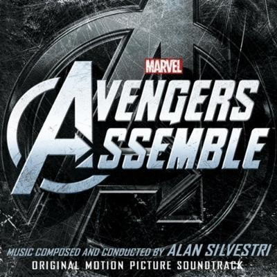 Cover art for The Avengers (Original Motion Picture Soundtrack)