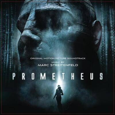 Cover art for Prometheus