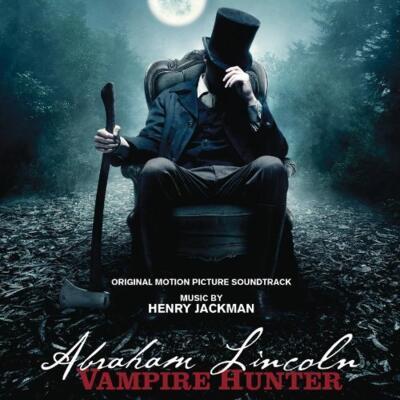 Cover art for Abraham Lincoln: Vampire Hunter