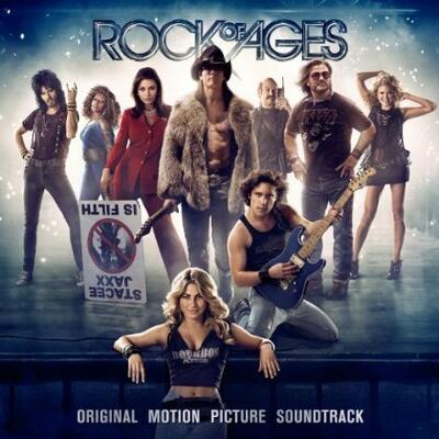 Cover art for Rock of Ages