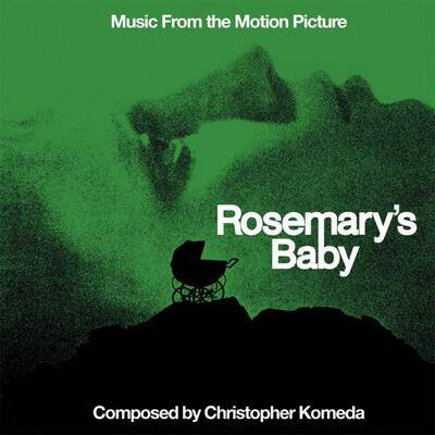 Cover art for Rosemary's Baby