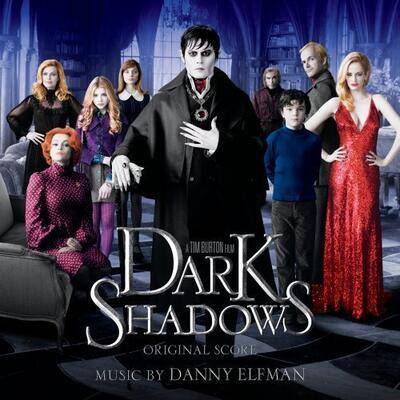 Cover art for Dark Shadows