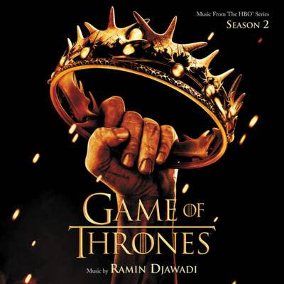 Cover art for Game of Thrones (Staffel 2)