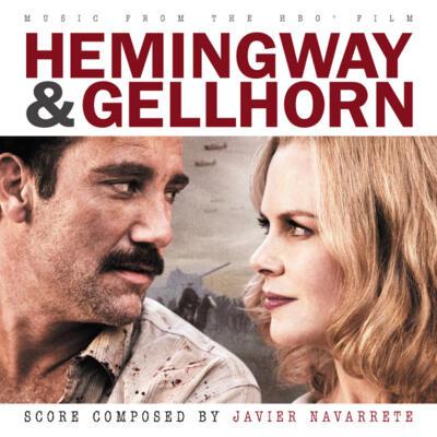 Cover art for Hemingway & Gellhorn