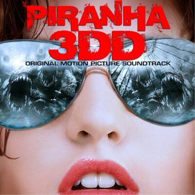 Cover art for Piranha 3DD