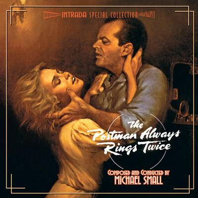 Cover art for The Postman Always Rings Twice