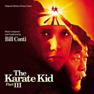 Cover art for The Karate Kid - Part 3