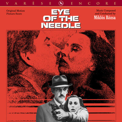Cover art for Eye of the Needle