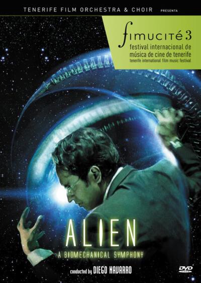 Cover art for Fimucité 3 - Alien: A Biomechanical Symphony