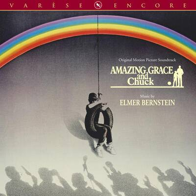 Cover art for Amazing Grace and Chuck