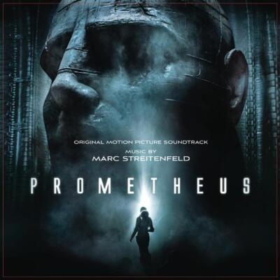 Cover art for Prometheus (Original Motion Picture Soundtrack)