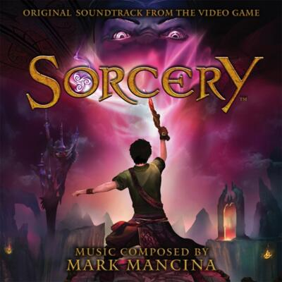 Cover art for Sorcery (Original Soundtrack From The Video Game)