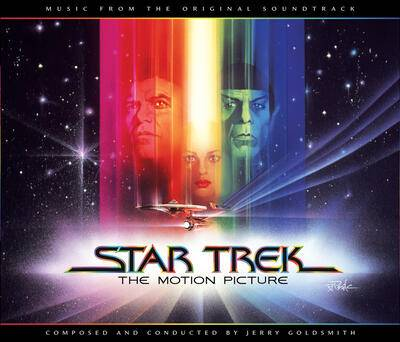 Cover art for Star Trek: The Motion Picture
