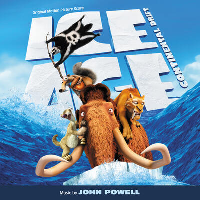 Cover art for Ice Age: Continental Drift