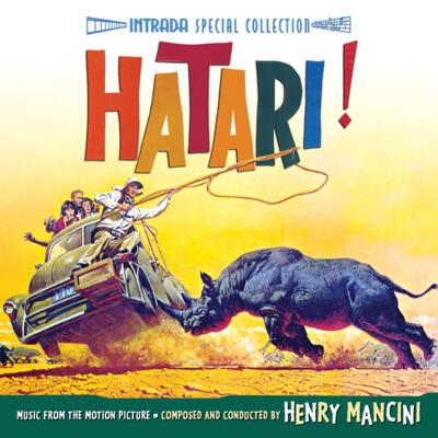 Cover art for Hatari!