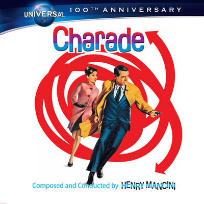 Cover art for Charade