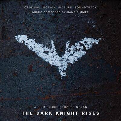 Cover art for The Dark Knight Rises