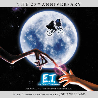 Cover art for E.T. - The Extra-Terrestrial