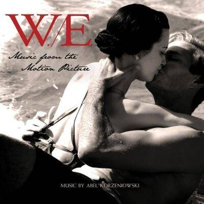 Cover art for W.E.