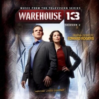 Cover art for Warehouse 13 (Season 2)
