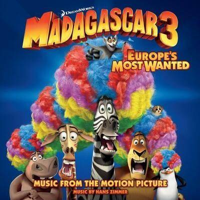 Cover art for Madagascar 3: Europe's Most Wanted