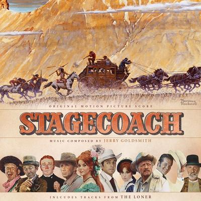 Cover art for Stagecoach / The Loner