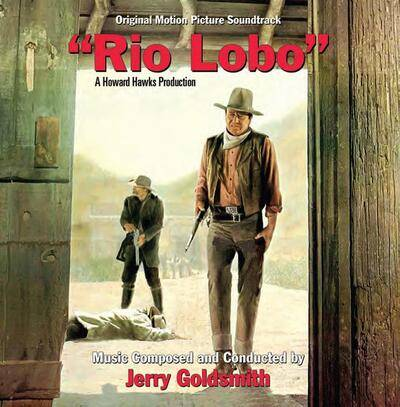 Cover art for Rio Lobo