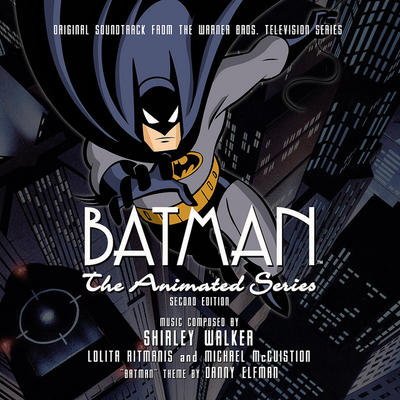 Cover art for Batman: The Animated Series (Second Edition)