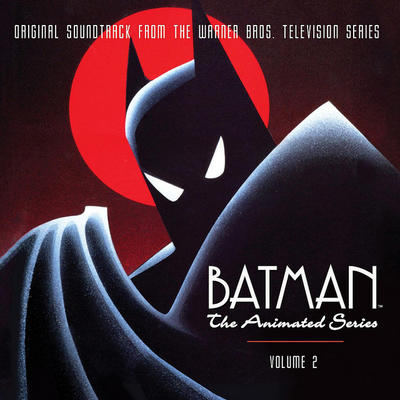 Cover art for Batman: The Animated Series (Volume 2)