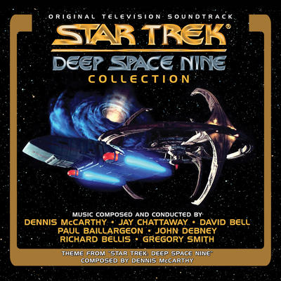 Cover art for Star Trek: Deep Space Nine Collection (Original Television Soundtrack)