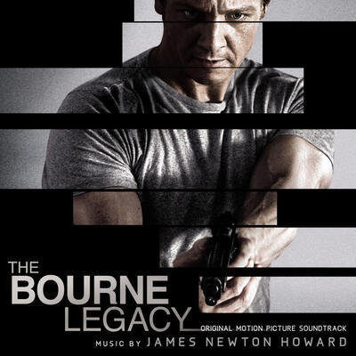 Cover art for The Bourne Legacy