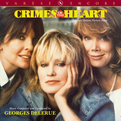 Cover art for Crimes of the Heart