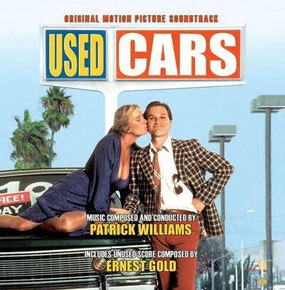 Cover art for Used Cars