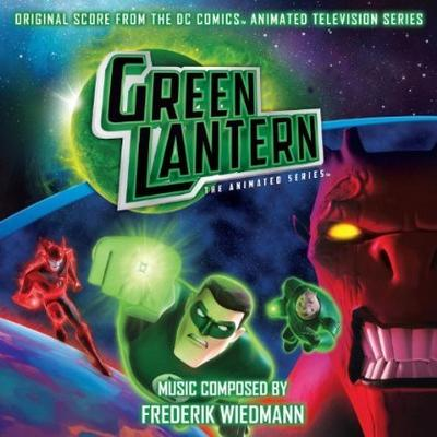 Cover art for Green Lantern: The Animated Series