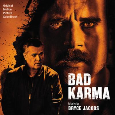 Cover art for Bad Karma