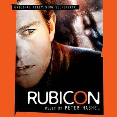 Cover art for Rubicon