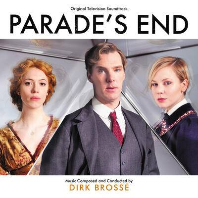 Cover art for Parade's End