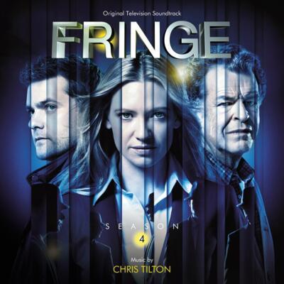 Cover art for Fringe (Staffel 4)