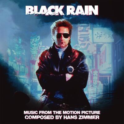 Cover art for Black Rain