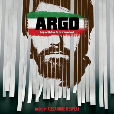 Cover art for Argo