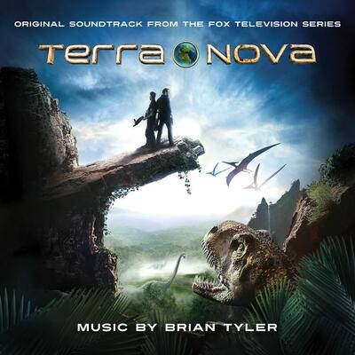 Cover art for Terra Nova