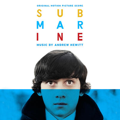 Cover art for Submarine