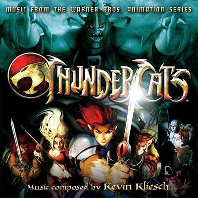 Cover art for Thundercats
