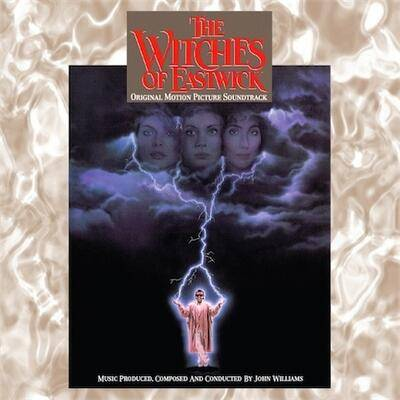 Cover art for The Witches of Eastwick