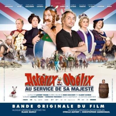 Cover art for Astérix et Obélix: Au service de Sa Majesté