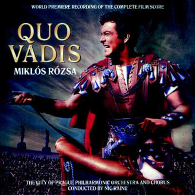 Cover art for Quo Vadis